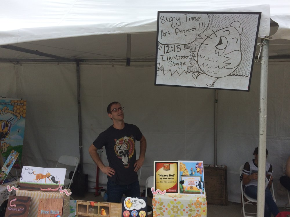 Orange County Childrens Book Fest