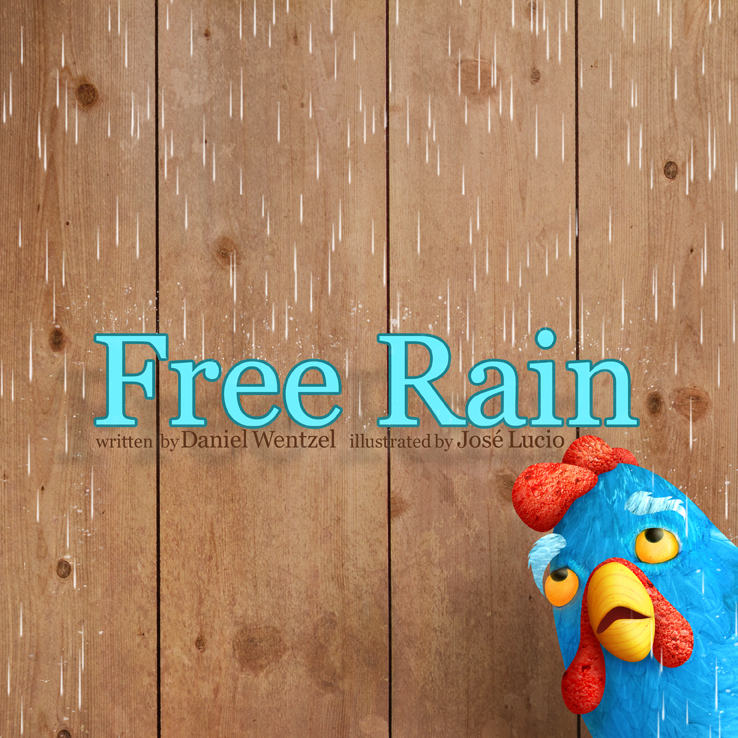 Change is coming to the farm! - But what is this thing that's had the barn buzzing with chatter?! Free Rain, Free Rainage,… Free Range? The chickens have no choice but to find out for themselves when their cage doors suddenly slide open!