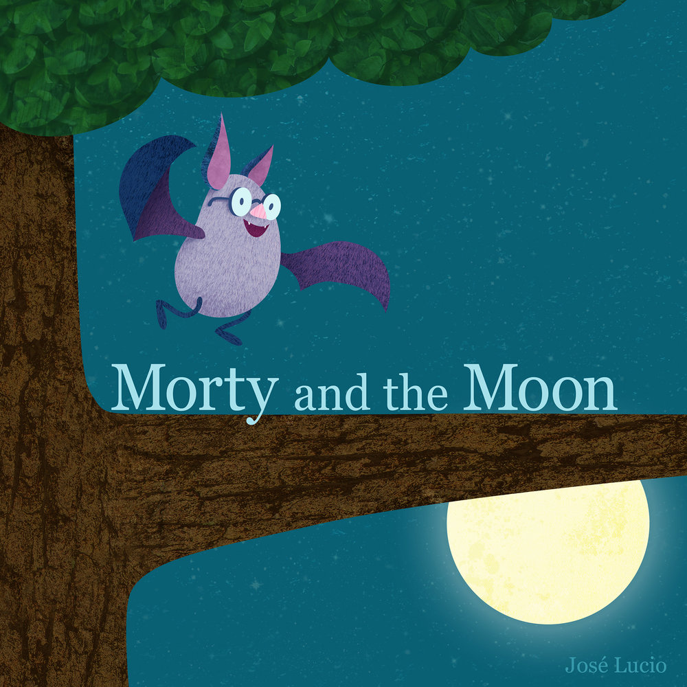 An enchanted journey of discovery and friendship! - Morty is a friendly bat that just can't seem to make friends… until one night, out for a flight, he bumps into the moon!