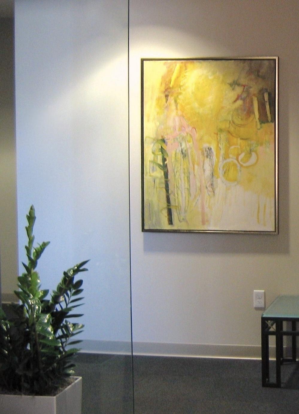 Joan Duff-Bohrer for Smith&Nephew lobby