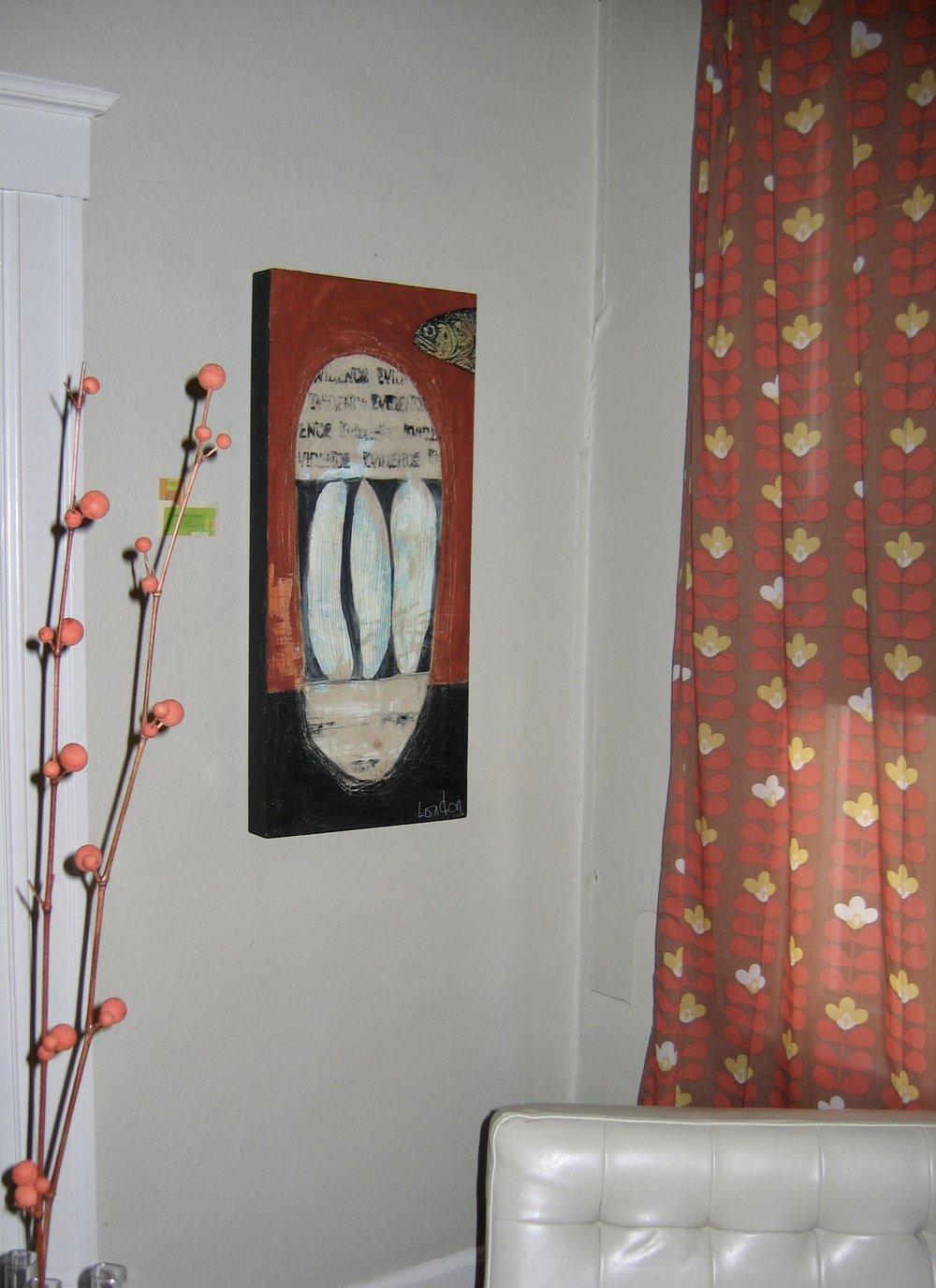 Seed Pod by Marlene London for Spa Jardin