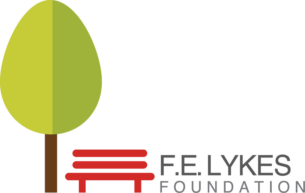 Logo design and website development for F. E. Lykes Foundation