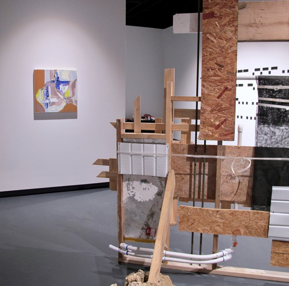 """There from Here"" USF Carolyn M Wilson Gallery thru Sept 20"