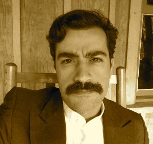 Pic from a short film in which I played a young Mark Twain.