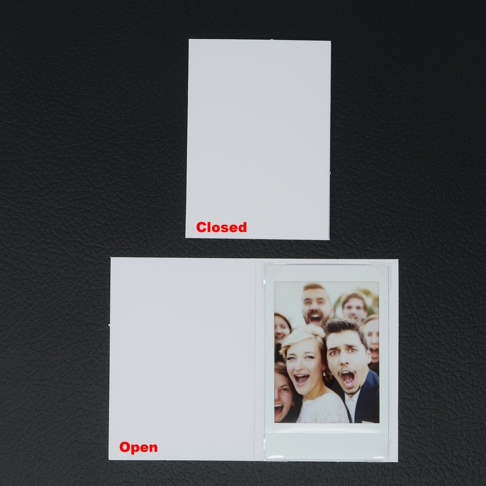 Individual Card Stock Frame