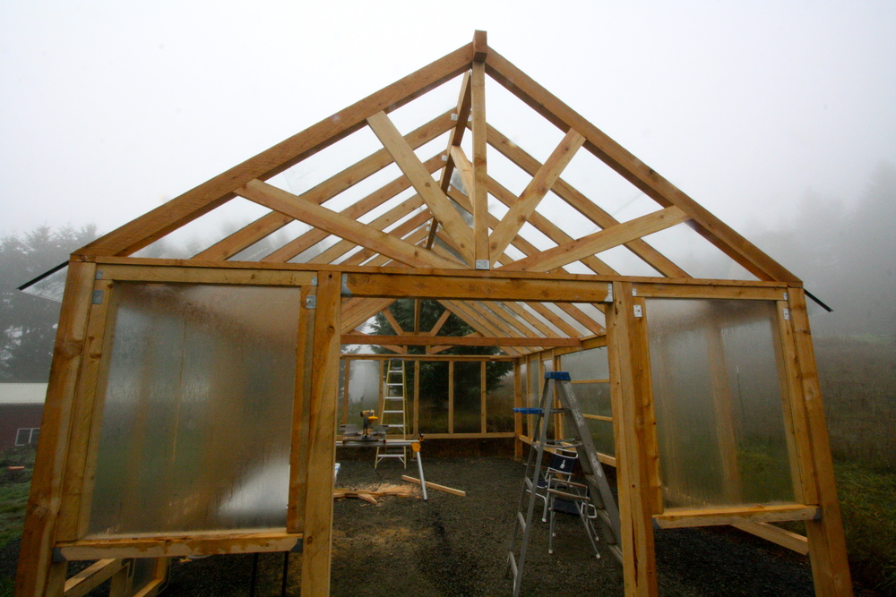 Framing For The Gable Ends