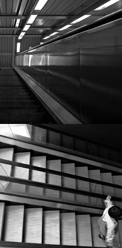 As Above, So Below   Escalator
