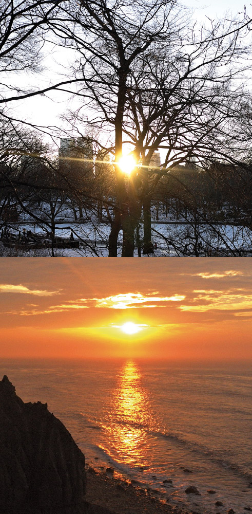 As Above, So Below   Sunset / Sunrise