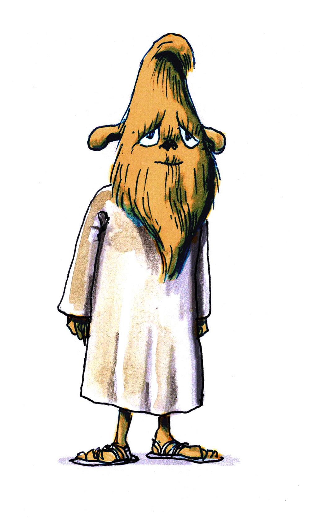 alloro - Xamã - Alloro foi o mentor de Ruffalo e Xamã da Casa dos Alimentos e dos Sabores. Foi ele que ensinou tudo ao Ruffalo, e o Ruffalo faz tudo para viver de uma forma de que o Alloro se orgulhasse.