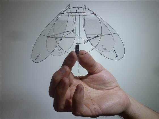 Jellyfish robots