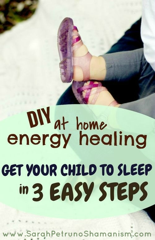 Struggling with sleep at home? Learn this easy technique to get your little one to sleep in no time!
