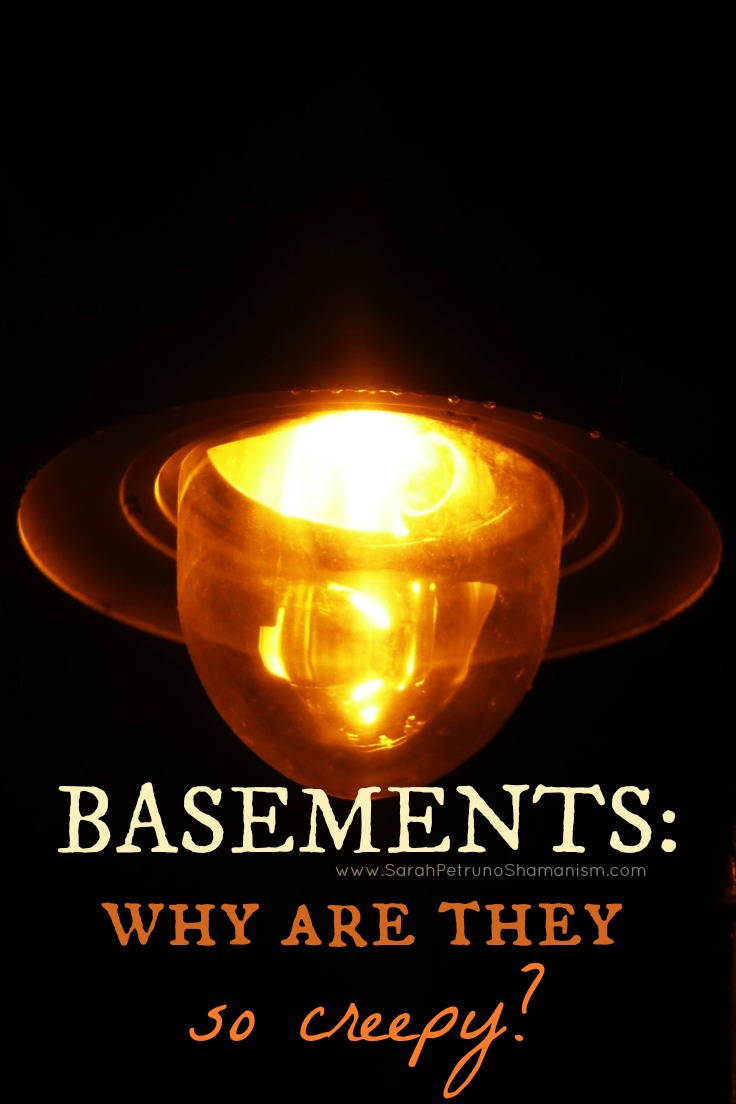 Why Do Spirits LOVE Basements? What is it, about basements, that seems to attract those in Spirit? Find out here.