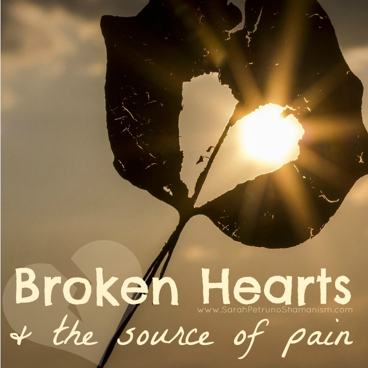 Broken Hearts - What is the Source of the Pain?