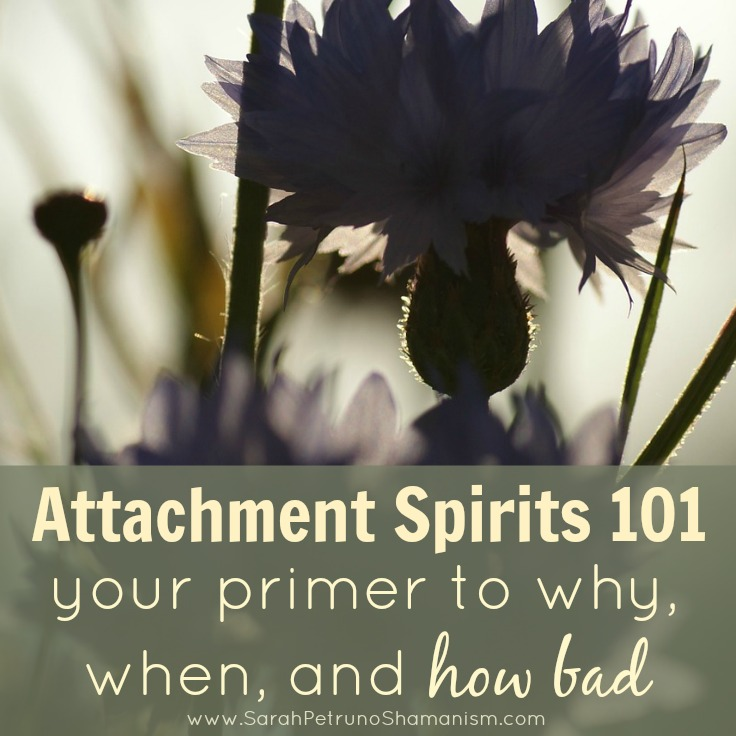From Possession to Spiritual Attachment - reasons Spirits attach, levels of attachment, how it can happen, and how it can harm.