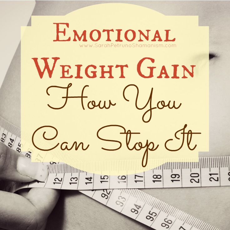 Weight Gain as Emotional Buffering: How to Stop It