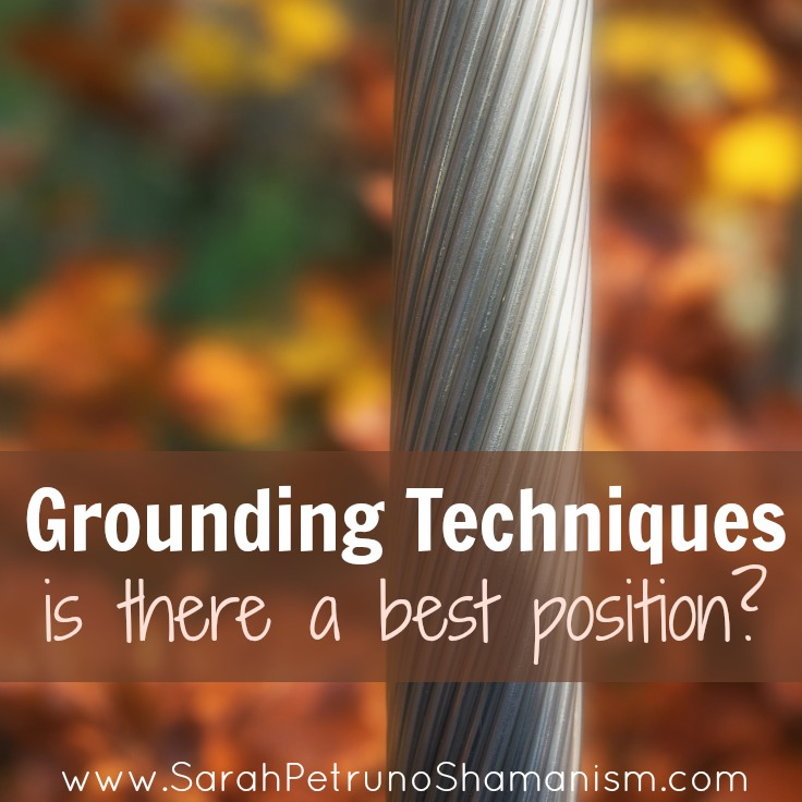 Grounding Techniques - is meditating while laying down really as bad as they say it is? From sitting, to standing, to laying down, what's the best position for grounding?