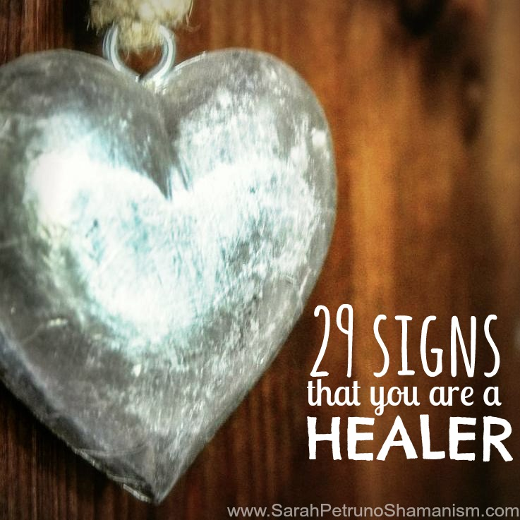 29 signs that you have healing gifts