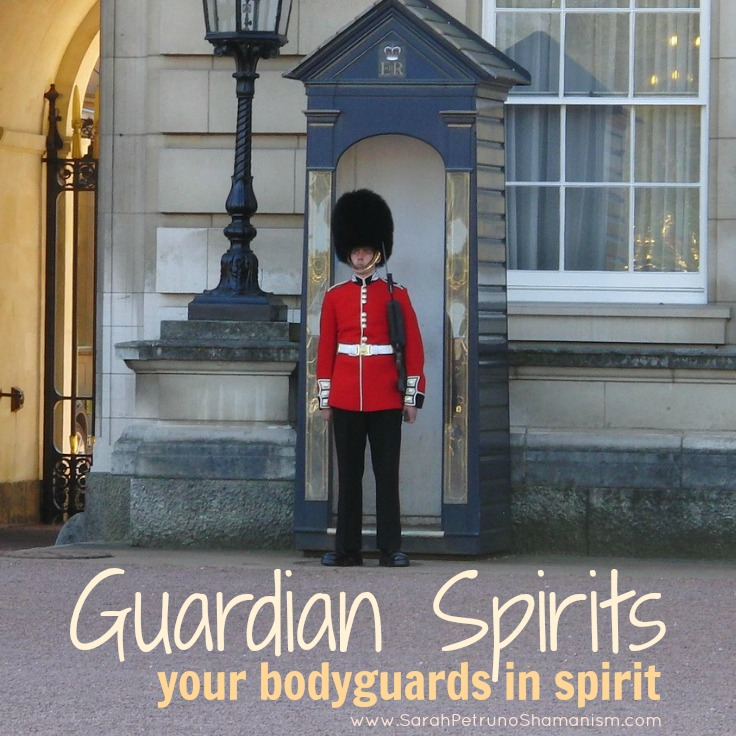 Who are Guardian Spirits and what purpose to they serve?