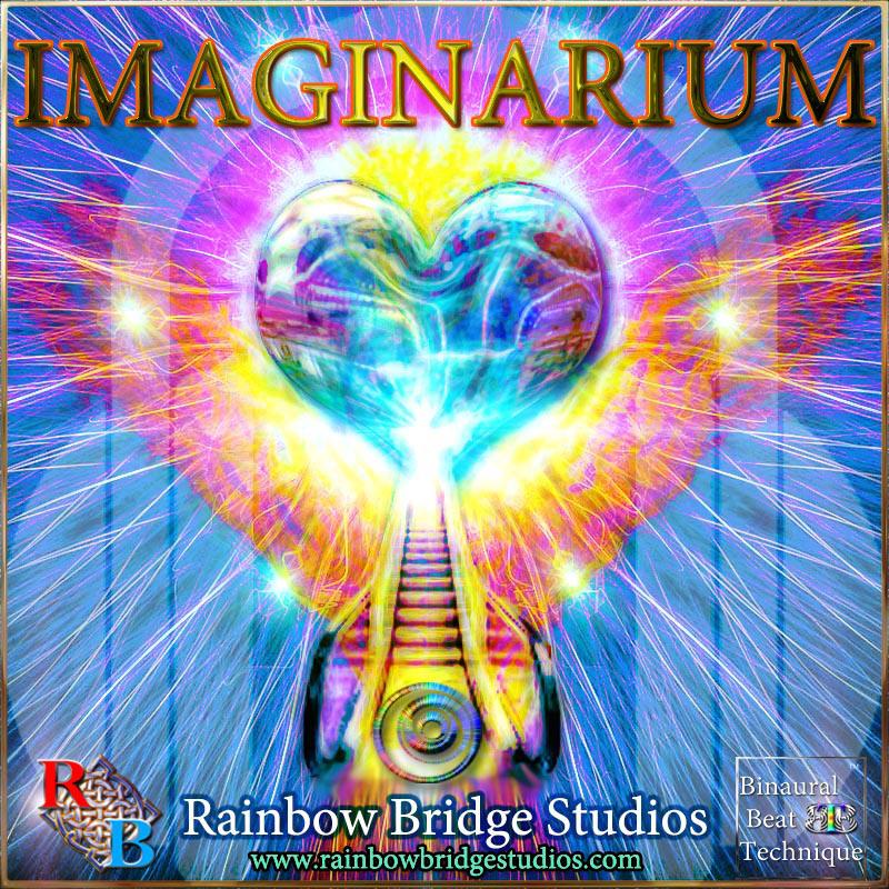 Image Credit:Rainbow Bridge Studios. Review of the Imaginarium Binaural Beats Guided Meditation.