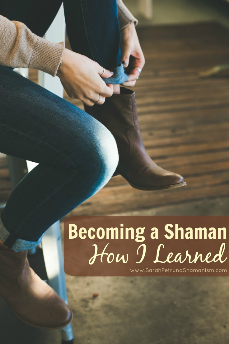 How I Learned to be a Shaman
