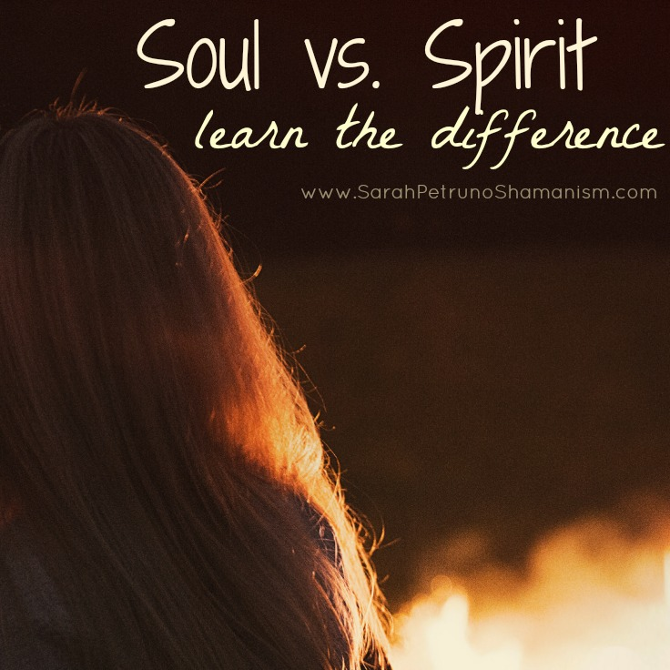 What is the difference between a Soul and a Spirit?