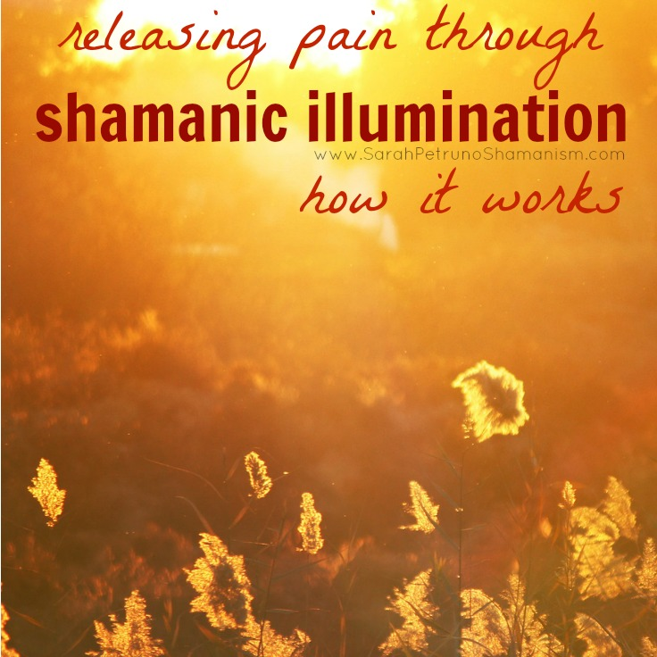Release pain, heal illness, and overcome trauma all with the little known practice of shamanic illumination, or removing heavy, low energy illness causingthoughts, emotions, and feelings from your body.