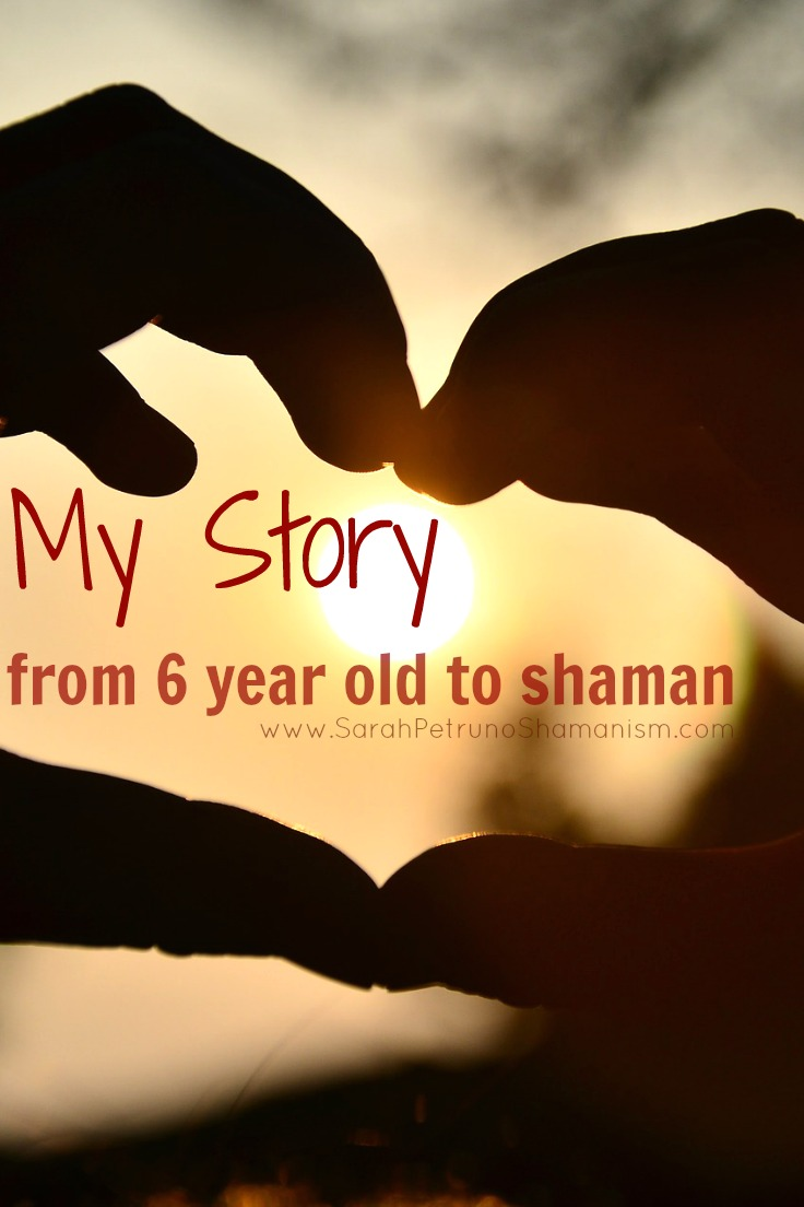 Shamana Sarah Petruno's story from childhood until now, all in one place.