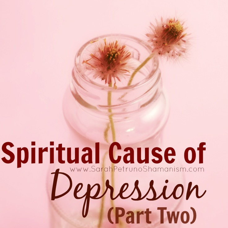 In part two of our blog series on the spiritual causes of depression, the 2 main spiritual sources of the symptoms of depression are explored. A must read!!