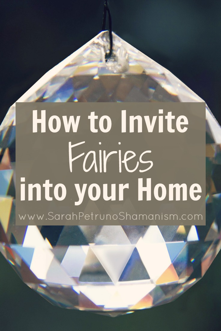 Want to make your home inviting to fairies? Here's how!