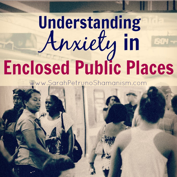 Got anxiety in public places? I did too - find out why.