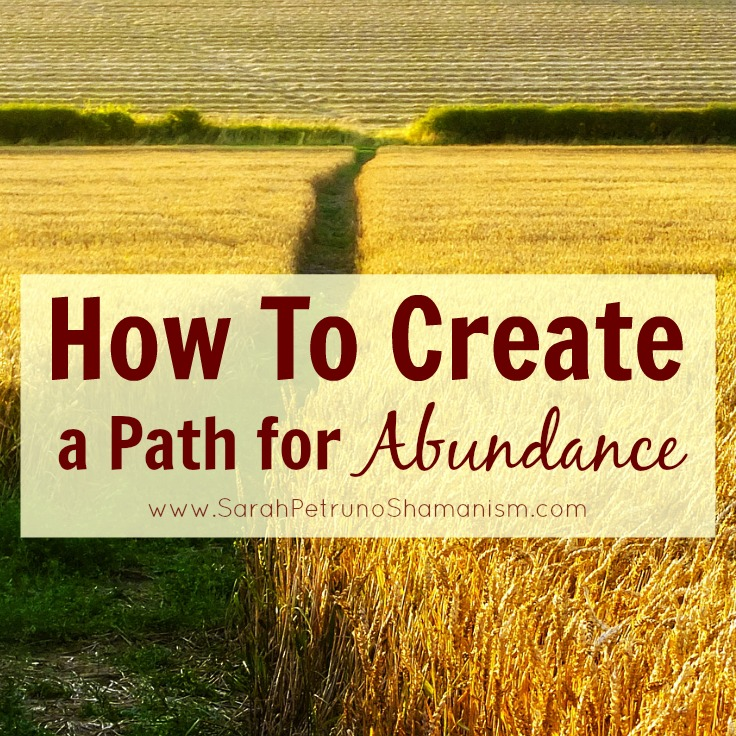A 5 step visualization technique for creating abundance in your life - in less than 10 minutes a day!