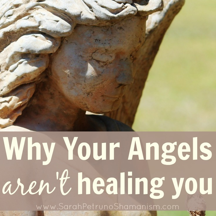 Where are your angels when you need them? They likely haven't abandoned you, and instead, are on standby waiting to support you.