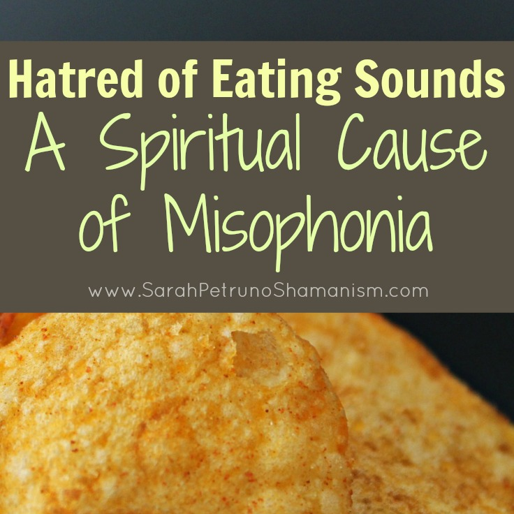 Eating sounds - do they make you cringe? It's not pleasant, but it might mean you have a strong psychic ability!