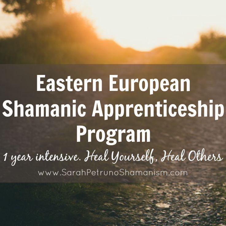 Shamanic Apprenticeship Program in Eastern European Shamanism.
