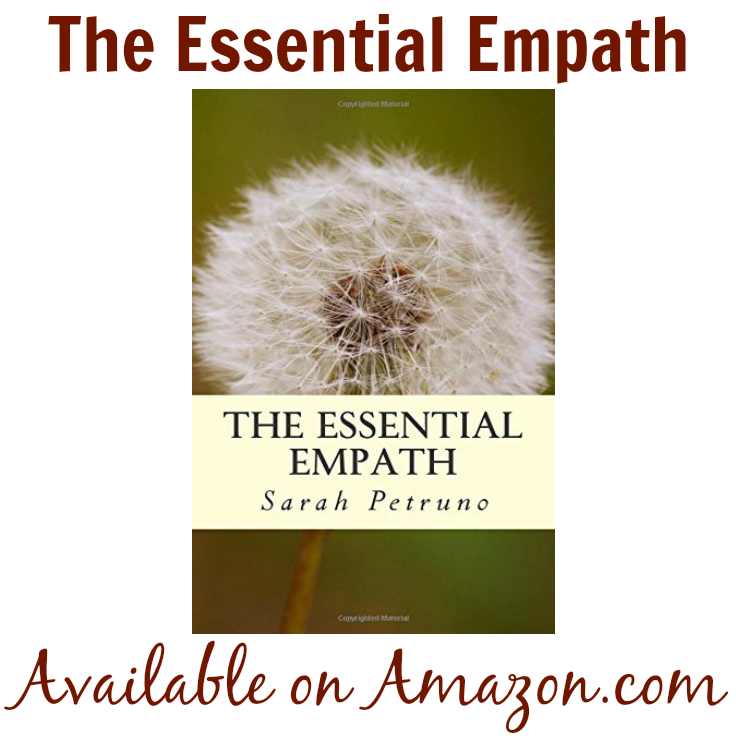 The Essential Empath, a book in complete energetic and emotional self care