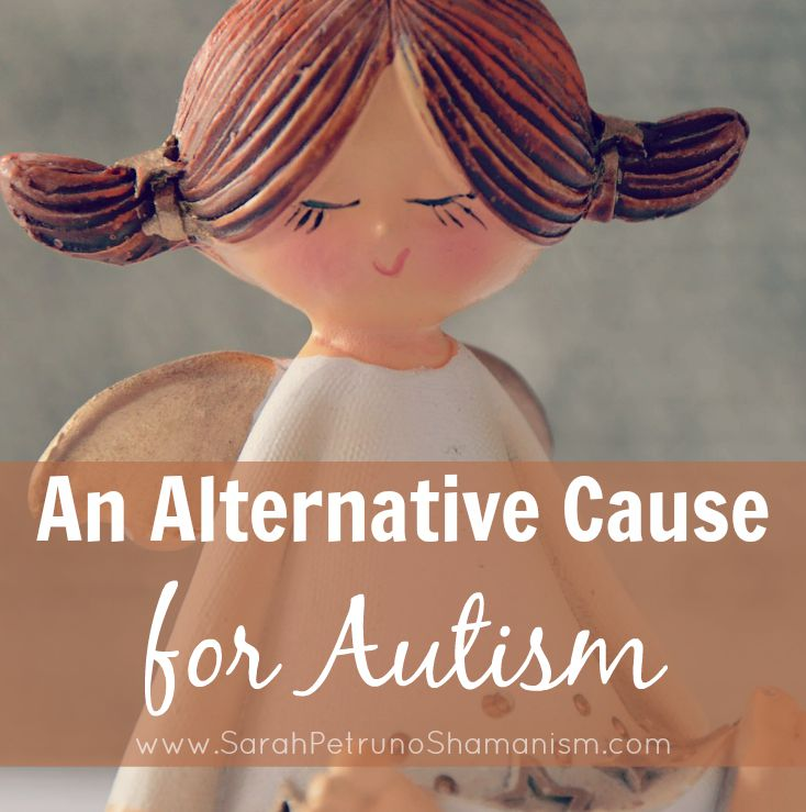 Autism spectrum disorders have no cure - either physically or spiritual. Discover the alternative explanation that discusses why.