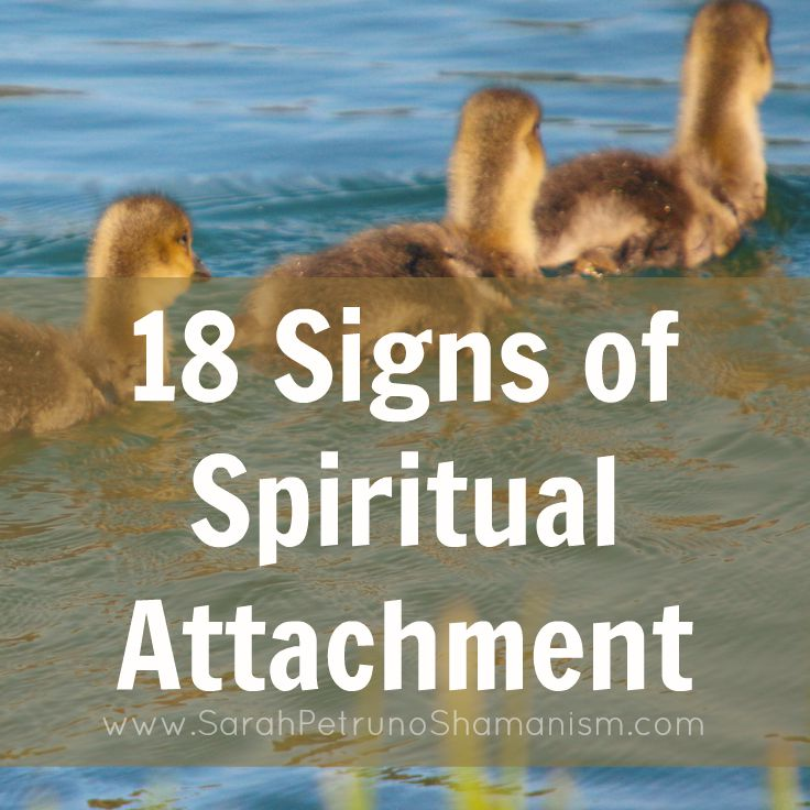 Attachments, Possesions, Poltergeists - what are signs that you or someone you know is dealing with one?