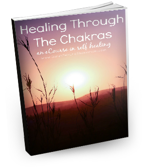 Healing Through the Chakras is aa 10 week eCourse for in depth chakra & aura healing - learn more and enroll!