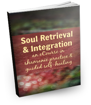 Designed to heal trauma,pain, and hurt caused by soul loss,the Soul Retrieval and Integration eCourse is a 10-day, online, eCourse with written exercises and guided journeys to take you through the process of performing your own soul fragment retrieval & integration healing ritual.