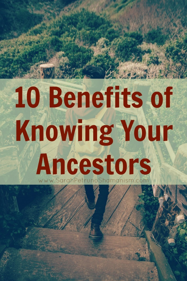 There's immense value in getting to know your roots and the people who paved the way before you. Find out my top 10 reasons for connecting with your ancestral family <3.