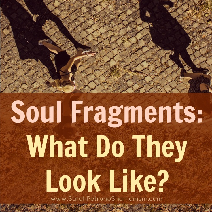 Ever heard of soul loss or the practice of soul retrieval? What do those actual pieces of you look like? Find out here.