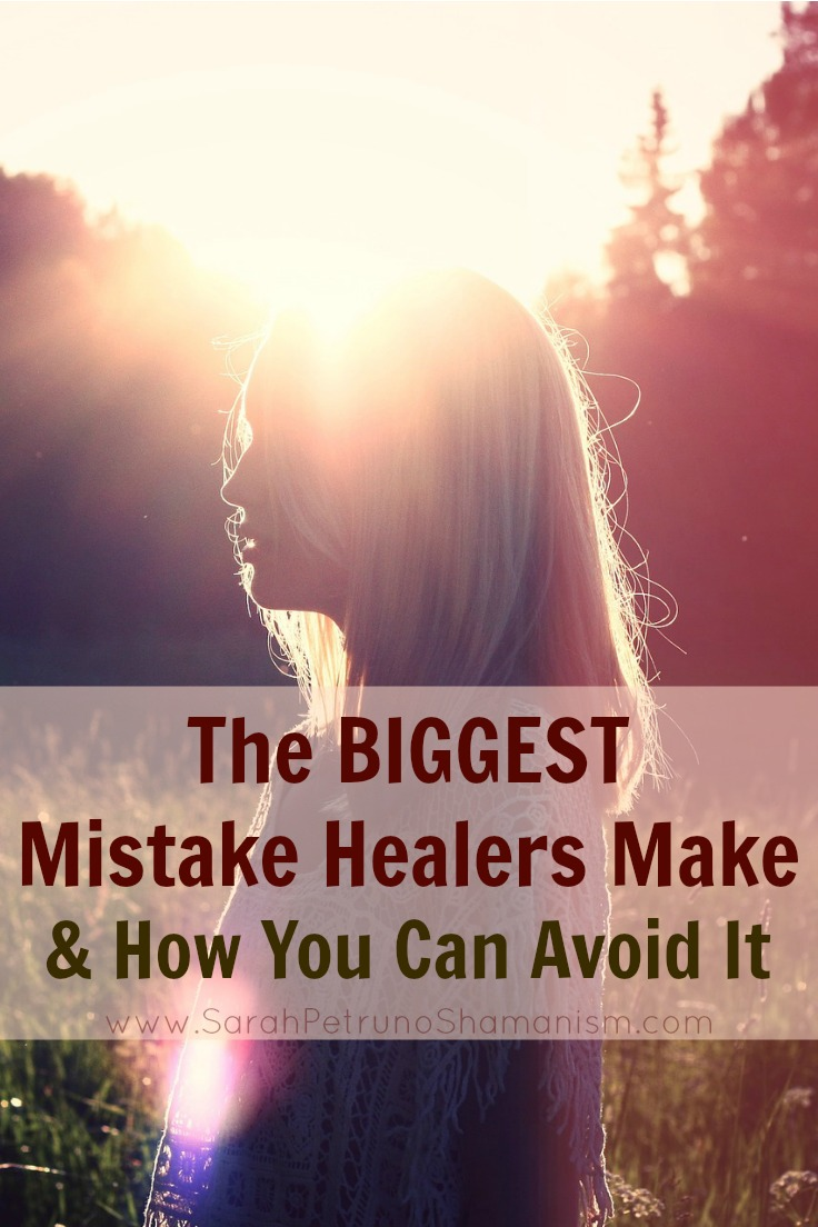 The #1 mistake made by new healers - and how you can avoid doing it.