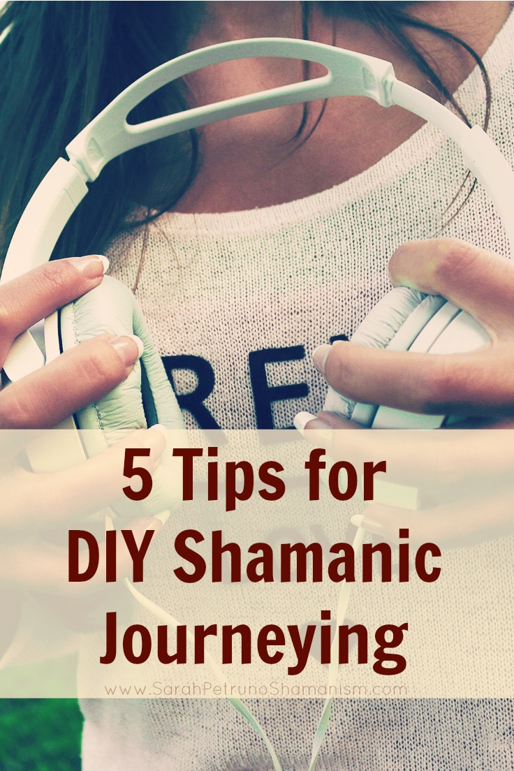 Shamanic journeying doesn't have to be confusing, mysterious, or vague. Before you start, check out these 5 tips for a better experience <3