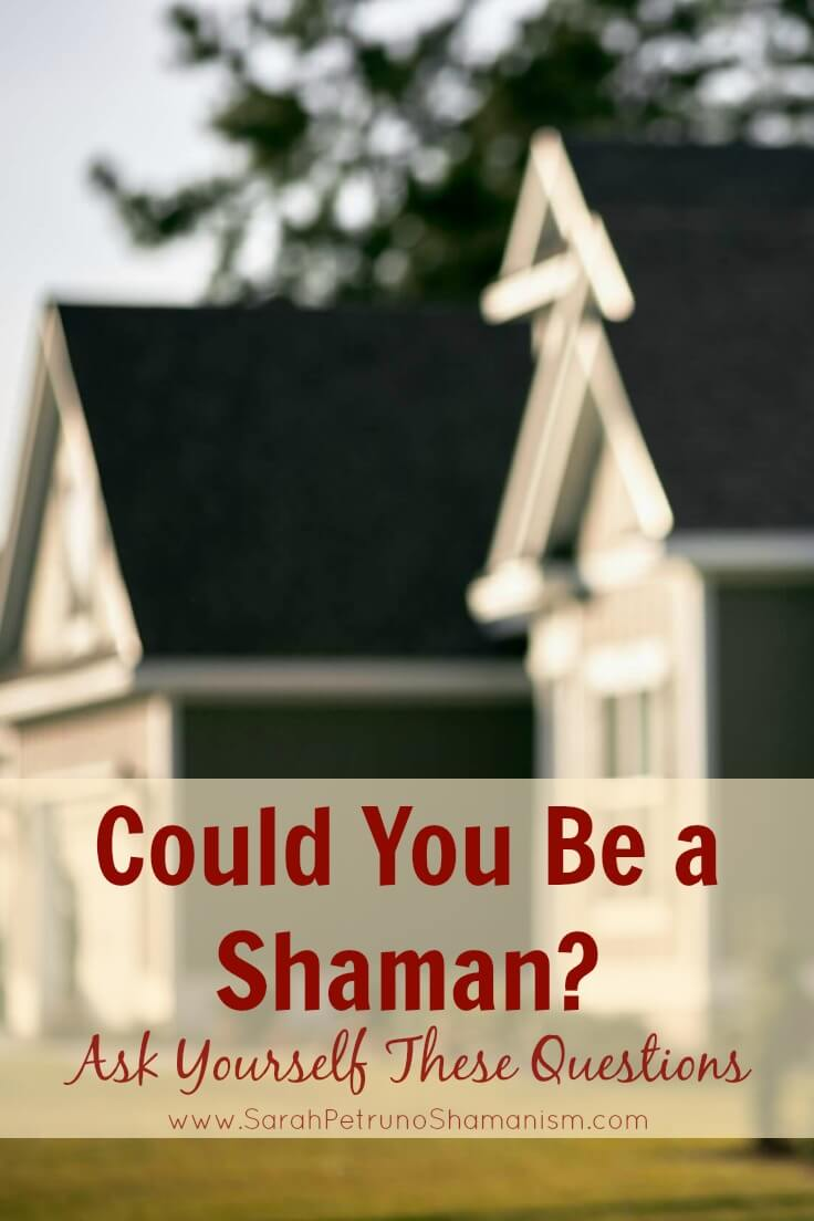There's a shaman for every community. This was true 1,000 years ago, and it's true now. Could it be you?