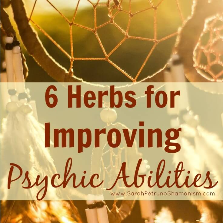 Friendly, non-high inducing herbs to help give you clarity in your psychic abilities.