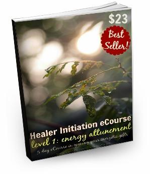 Healer Initiation eCourse - Level 1: Energy Attunement