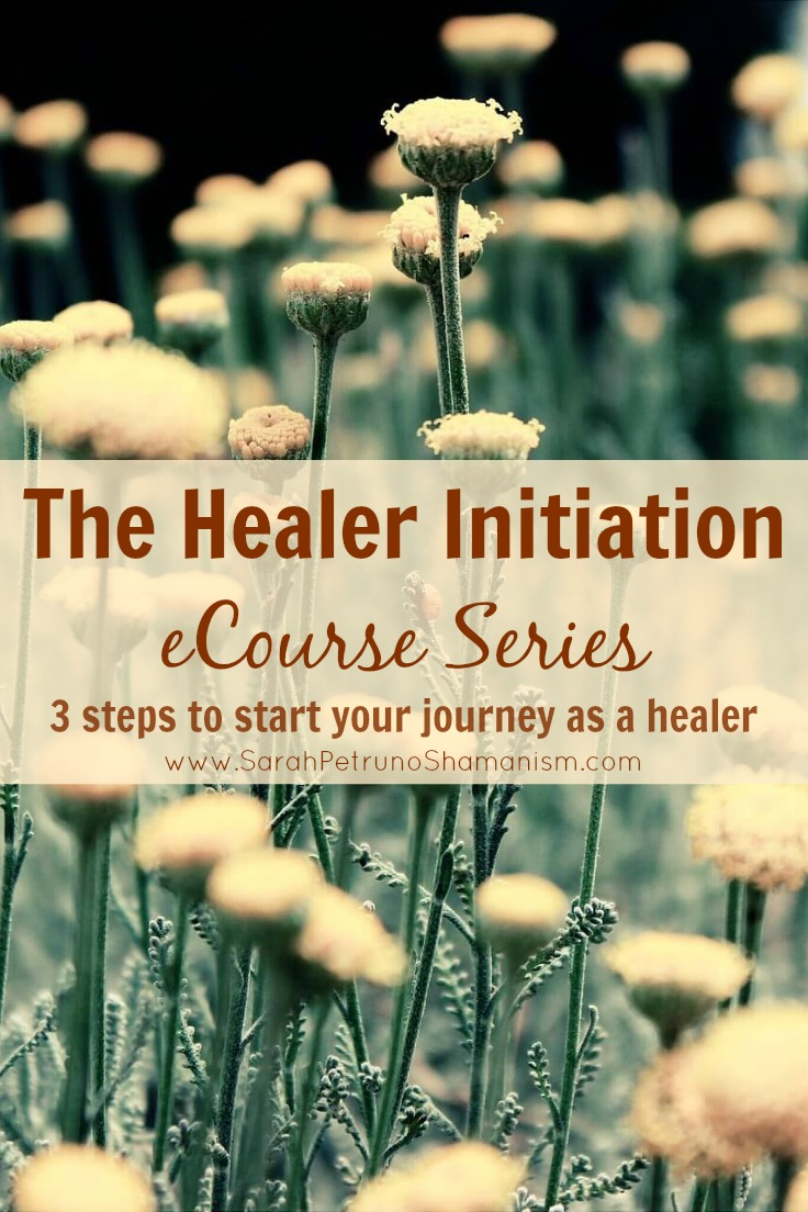 Start your journey as a healer online, at your own pace, and in your own home with 3 guided eCourses sent directly to your email!