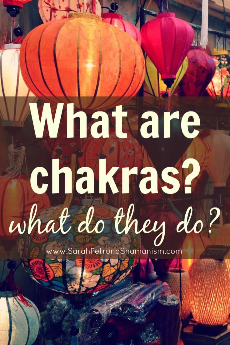 Learn why chakras matter for you - in your actual, daily life.