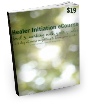 Healer Initiation eCourse - Level 3: Your Spirit Guides