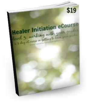 Healer Initiation eCourse - Level 3: Your Spirit Guides
